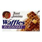 Aunt jemima -  Waffles 0019600051701