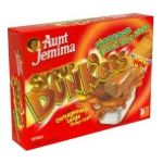 Aunt jemima - Cinnamon French Toast Sticks 16 sticks 0019600053903  / UPC 019600053903