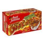 Aunt jemima -  Homestyle Waffle Sticks 0019600053910