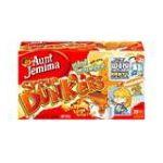 Aunt jemima -  Syrup Dunk'ers Mini Pancake 0019600053927