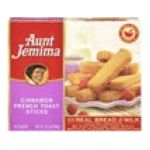 Aunt jemima - French Toast Sticks 0019600058328  / UPC 019600058328