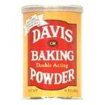 Davis -  Baking Powder 0019900338021