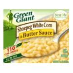 Green Giant - Corn Shoepeg White Corn & Butter Sauce 0020000000657  / UPC 020000000657