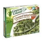 Green Giant - Spinach Creamed 0020000000862  / UPC 020000000862