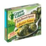 Green Giant - Baby Brussels Sprouts & Butter Sauce 0020000001401  / UPC 020000001401