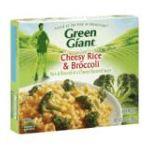 Green Giant - Cheesy Rice & Broccoli 0020000001463  / UPC 020000001463