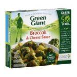 Green Giant - Broccoli & Cheese Sauce 0020000001807  / UPC 020000001807