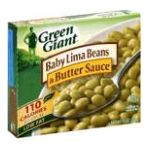 Green Giant - Baby Lima Beans & Butter Sauce 0020000001906  / UPC 020000001906