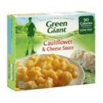 Green Giant - Cauliflower & Cheese Sauce 0020000001999  / UPC 020000001999