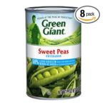 Green Giant - Sweet Peas 0020000103976  / UPC 020000103976