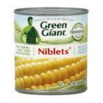 Green Giant - Sweet Corn Niblets Whole Kernel 0020000104195  / UPC 020000104195