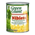 Green Giant - Whole Kernel Sweet Corn 0020000105079  / UPC 020000105079