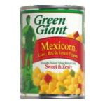 Green Giant - Mexicorn Corn Red & Peppers 0020000105154  / UPC 020000105154