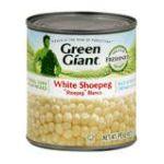 Green Giant - Corn White Shoepeg 0020000105468  / UPC 020000105468