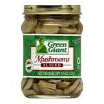 Green Giant - Sliced Mushrooms 0020000107417  / UPC 020000107417