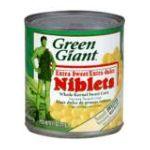 Green Giant - Whole Kernel Corn Steam Crisp 0020000108216  / UPC 020000108216