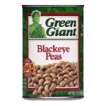 Green Giant - Blackeye Peas 0020000111735  / UPC 020000111735