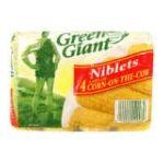 Green Giant - Corn On The Cob Niblets 4 ears 0020000120089  / UPC 020000120089