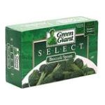 Green Giant - Select Broccoli Spears 0020000120218  / UPC 020000120218