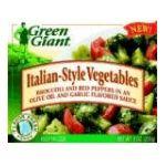 Green Giant - Vegetables Italian Style 0020000120935  / UPC 020000120935