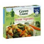 Green Giant - Teriyaki Vegetables 0020000121253  / UPC 020000121253