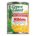 Green Giant - Corn Family Size 0020000125855  / UPC 020000125855