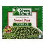 Green Giant - Sweet Peas 0020000125862  / UPC 020000125862