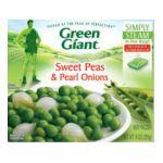 Green Giant - Sweet Peas & Pearl Onions 0020000126289  / UPC 020000126289