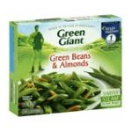 Green Giant - Simply Steam Beans & Almonds 0020000126296  / UPC 020000126296