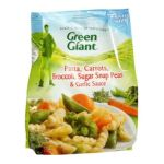 Green Giant - Pasta Carrots Broccoli Sugar Snap Peas & Garlic Sauce 0020000126753  / UPC 020000126753