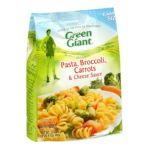 Green Giant - Pasta Broccoli Carrots & Cheese Sauce 0020000126760  / UPC 020000126760