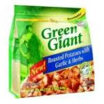 Green Giant - Roasted Potatoes 0020000126876  / UPC 020000126876