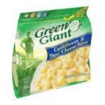 Green Giant - Cauliflower & Three Cheese Sauce 0020000126906  / UPC 020000126906