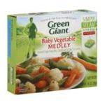 Green Giant - Baby Vegetable Medley Simply Steam Seasoned 0020000126913  / UPC 020000126913