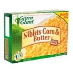 Green Giant - Niblets Corn & Butter Sauce 0020000127583  / UPC 020000127583