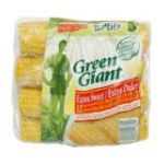 Green Giant - Corn On The Cob Extra Sweet Half Ears 0020000128641  / UPC 020000128641
