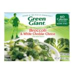 Green Giant - Broccoli & White Cheddar Cheese Flavored Sauce 0020000129730  / UPC 020000129730