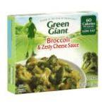 Green Giant - Broccoli & Zesty Cheese Sauce 0020000129747  / UPC 020000129747