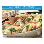 Green Giant - Complete Skillet Meal Chicken Alfredo 0020000144160  / UPC 020000144160