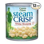 Green Giant - Steam Crisp White Shoepeg Corn 0020000161631  / UPC 020000161631