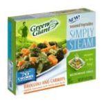 Green Giant - Seasoned Vegetables Broccoli And Carrots 0020000163628  / UPC 020000163628