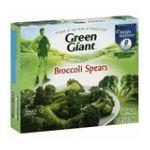 Green Giant - Broccoli Spears 0020000174839  / UPC 020000174839