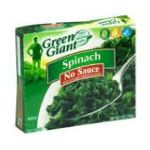 Green Giant - Spinach 0020000176819  / UPC 020000176819
