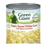 Green Giant - Sweet White Corn 0020000261614  / UPC 020000261614
