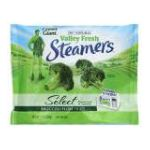 Green Giant - Steamers Select Broccoli Florets 0020000290157  / UPC 020000290157