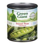 Green Giant - Sweet Peas 0020000457482  / UPC 020000457482