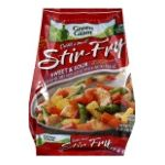 Green Giant - Stir-fry Meal Sweet & Sour W Sweet & Sour Sauce & Vegetables 0020000726328  / UPC 020000726328