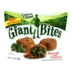 Green Giant - Lightly Breaded Veggie And Sauce Bites Broccoli And Cheese 0020000728292  / UPC 020000728292