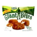 Green Giant - Lightly Breaded Veggie And Sauce Bites Corn And Butter 0020000728315  / UPC 020000728315