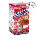 Snapple - Herbal Tea 0020700407503  / UPC 020700407503